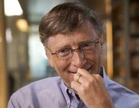 Không biết ngoại ngữ: Điều hối tiếc lớn nhất của Bill Gates