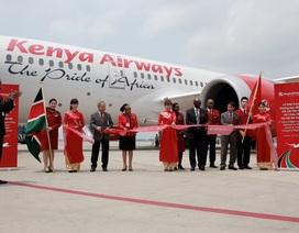 Kenya Airways mở đường bay thẳng đầu tiên kết nối Việt Nam với Châu Phi