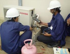 Sự cố lỗi kỹ thuật của máy điều hòa không khí Toshiba