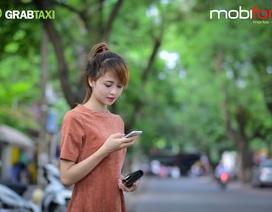 """GrabTaxi chính thức hợp tác với """"ông lớn"""" MobiFone"""