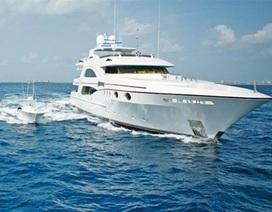 Vẻ đẹp của du thuyền giá 670 tỷ đồng mang tên lạ