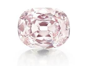 Chiêm ngưỡng viên kim cương hồng giá hơn 800 tỷ đồng