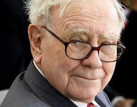 """Bữa trưa với tỷ phú Buffett """"rớt giá"""" mạnh"""