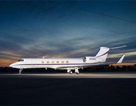 Khám phá chiếc máy bay tư nhân giá 840 tỷ đồng