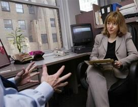 """5 câu nói, hành động khiến bạn """"mất điểm"""" trong cuộc phỏng vấn"""