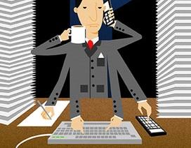 """7 thói quen """"tiêu diệt"""" năng suất làm việc của bạn"""