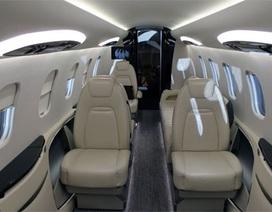 Bên trong chiếc máy bay phản lực tư nhân giá hơn 440 tỷ đồng