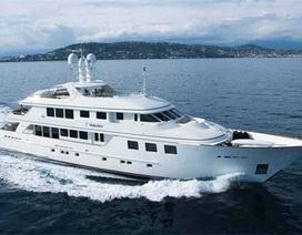 Vẻ đẹp của siêu du thuyền 3 tầng giá 455 tỷ đồng