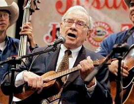Choáng với tốc độ kiếm tiền của tỷ phú Warren Buffett