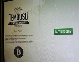 Singapore lắp máy ATM nhả Bitcoin đầu tiên