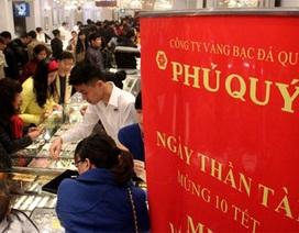 Việt Nam đứng thứ 7 thế giới về tiêu thụ vàng