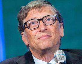 Bill Gates kêu gọi tỷ phú Trung Quốc làm từ thiện nhiều hơn
