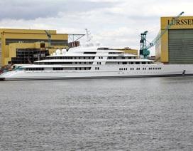 """""""Điểm danh"""" 22 du thuyền lớn nhất thế giới"""