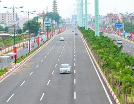 Đường nội ô đẹp nhất TPHCM chuẩn bị thông xe toàn tuyến