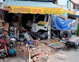 Nhắm mắt là ám ảnh cảnh cả gia đình thương vong vì xe tải lao vào nhà
