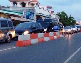 Tai nạn trên đường cao tốc, 13 người nhập viện