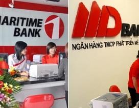 """MDB chính thức """"về một nhà"""" với Maritime Bank"""