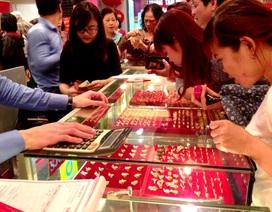 Tăng thuế xuất khẩu vàng trang sức