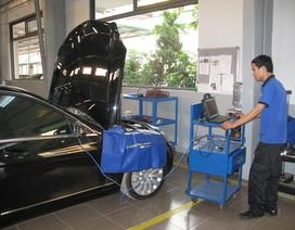 Tuần lễ Vàng cho xe sang tại Haxaco Hà Nội