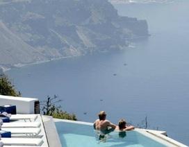 Giới nhà giàu nước ngoài đổ xô tới Hy Lạp mua nhà