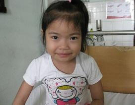 Quỹ Bé Nhân ái ủng hộ 5 triệu đồng đến  bé Mai Phương Trang