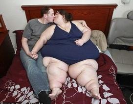 Ra sức tăng cân để thành cô dâu béo nhất thế giới