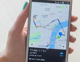 Nokia mang ứng dụng bản đồ HERE Maps lên Android