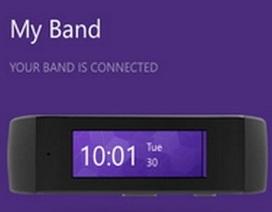 Microsoft vô tình làm lộ vòng đeo tay thông minh đầu tiên của hãng