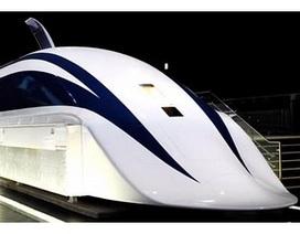 Nhật Bản chạy thử nghiệm thành công tàu siêu tốc 500km/h