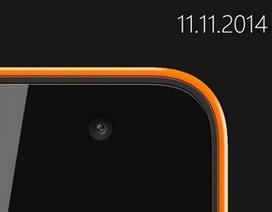 """Nokia """"úp mở"""" smartphone Lumia đầu tiên mang thương hiệu Microsoft"""