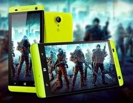 FPT hợp tác với Microsoft và Qualcomm ra mắt điện thoại Windows Phone đầu tiên