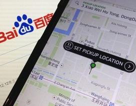Baidu đầu tư 600 triệu USD để mở rộng Uber tại Trung Quốc