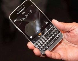 BlackBerry trình làng smartphone Classic với thiết kế cổ điển