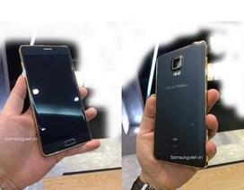 Lộ thông tin Galaxy E7 và hình ảnh Galaxy Note Edge mạ vàng tại Việt Nam