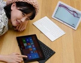 """LG trình làng máy tính bảng """"lai"""" chạy Windows 8"""