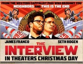 """Sony thu về gần 18 triệu USD từ """"The Interview"""" trong tuần đầu tiên"""