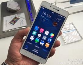 Smartphone mỏng nhất thế giới có độ dày chưa đến 4mm