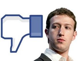 "CEO Facebook tiết lộ về ""số phận"" của nút bấm Dislike"