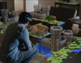 Microsoft biến viễn tưởng thành hiện thực với kính thực tế ảo 3D độc đáo