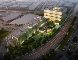 """""""Ghé thăm"""" trụ sở hoành tráng của Samsung tại thung lũng Silicon"""