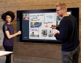 """Surface Hub màn hình """"khủng"""" 84-inch trình diễn Windows 10"""