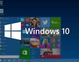Hệ điều hành Windows 10 ra mắt, thêm nhiều tính năng mới