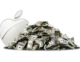 Apple trở thành công ty đầu tiên có giá trị vượt mức 700 tỷ USD