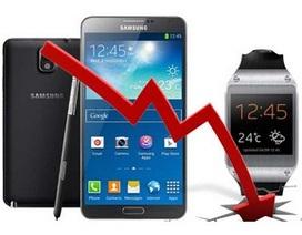 """Samsung sẽ đi vào """"vết xe đổ"""" của Nokia và BlackBerry?"""