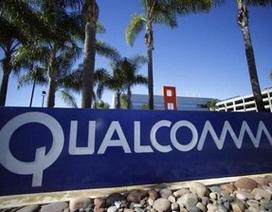 Qualcomm nộp phạt kỷ lục để giàn xếp điều tra chống độc quyền tại Trung Quốc