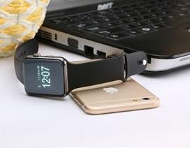 """Apple Watch chưa bán, hàng """"nhái"""" đã xuất hiện tràn lan tại Trung Quốc"""