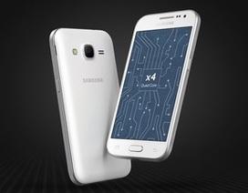 Samsung ra mắt smartphone tầm trung dùng chip 64-bit