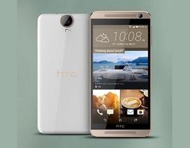"""HTC bất ngờ trình làng One E9+ với cấu hình """"khủng"""""""