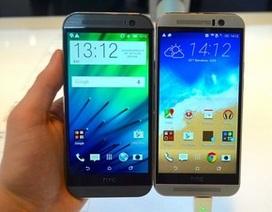 """""""Bi hài"""" HTC cũng nhầm lẫn giữa smartphone One M9 và One M8"""