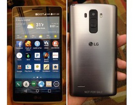 Lộ ảnh thực tế smartphone cao cấp G4 của LG